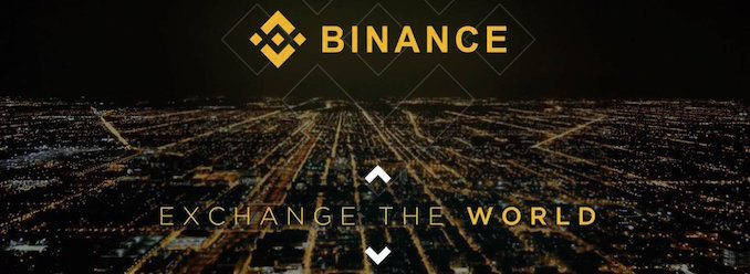Binance børs