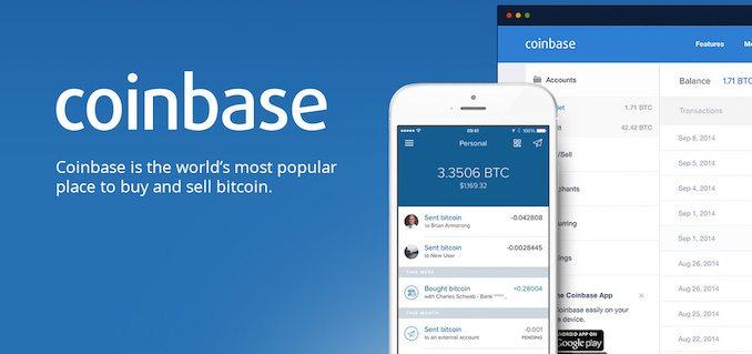 Coinbase Bitcoin-børs